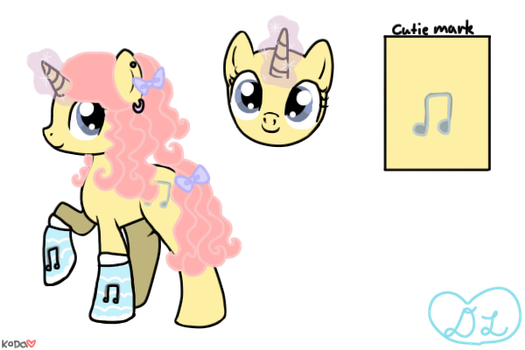 Mlp Pastel Adopt (Open) ~ by doglover947