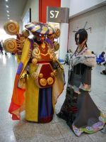 Summon and guardian MCM Oct '12 by KaniKaniza