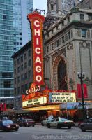 Chicago Theatre by golfiscool