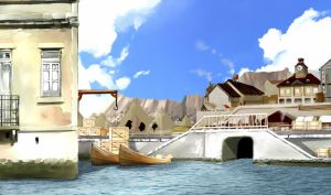 Oasis: Dock by lordless