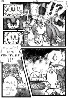It's Knuckles by darkspeeds
