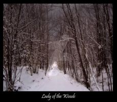 Lady of the woods 2 by MrParts