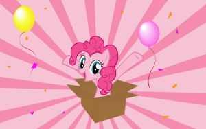 Pinkie Pie Surprise..... by CrystaHedgefox444