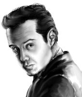 Fav male characters: Moriarty by patszy