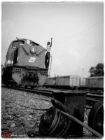 Locomotive by rizkipradana