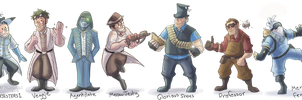 TF2- What cute load outs by MadJesters1