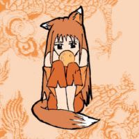 Kitsune Orange by Horolove-Asakura