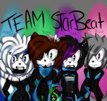 Team Starbeat by AshleyShiotome