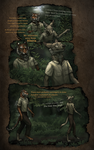 Jungle adventurers! by Canis-ferox