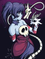 SkullGirls - Squigly by Kaigetsudo