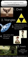 Legend of Zelda is a Hipster by olivia-paige