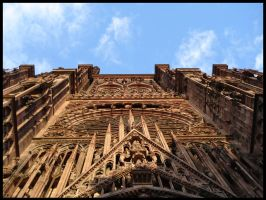 Cathedrale de Stasbourg by Tinker-Bell33