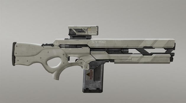 Journey - weapon1 by StMan