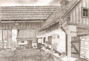 The Cottage by Phant94