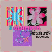 Glamour Textures by bettdesigns