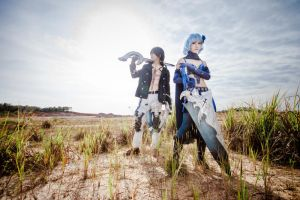 Drakengard 3: Two x Cent by josephlowphotography