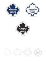 Toronto Maple Leafs Re-Design by dbportfolio