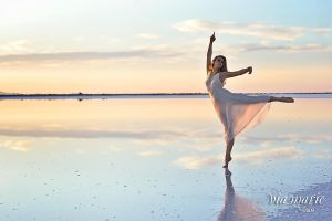A Dance With Heaven by viamarie