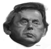 Gordon Brown by DeferDog