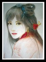 Chinese Princess by WendyLine