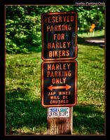 Harleys Only by boron