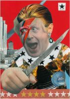 BOWIE-FAN LONDON MAYOR BORIS JOHNSON by yabanji