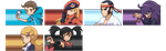 [Vs Sprite] Pokemon XY Trainers by PoLlOrOn