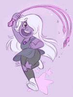Amethyst  by littledigits