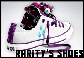Rarity's Shoes by Cookye306