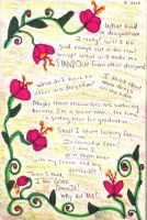 Journal Entry by sevymama