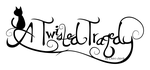 Cm_'A Twisted Tragedy' logo by Chivi-chivik