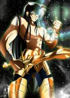 Saint Seiya - JUSTICE - Final by Iso-pI