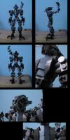 bionicle: tokeom by CASETHEFACE
