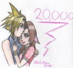 20,000 Kiriban by cleris4ever