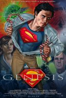 Superman Genesis by TheComicFan
