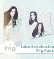 Tuba Buyukustun Png Pack by Pn5Selly