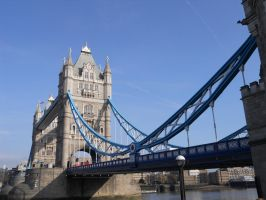 Tower Bridge by lisah2625