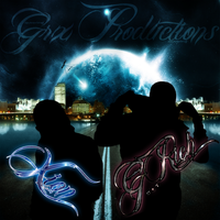 GRX Productions EP Cover by XiONDiGiTaL