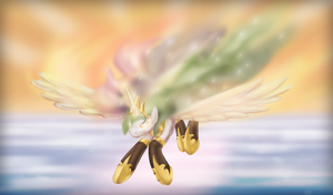 War Celestia by Zedrin
