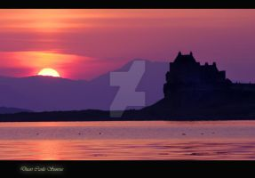 Duart Castle Sunrise by ArwensGrace