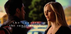 Caroline Forbes and Tyler Lockwood Signature by McOlussska