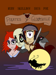 Contest Prize: Pirates of Gloomsville by XaiIrken