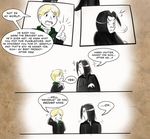 Harry Potter and The Cursed Child *SPOILER* by Myrling