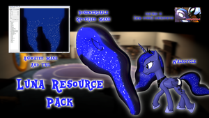 [DL] Luna Resource Pack by Raptor1701