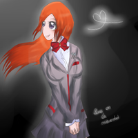 Light in the darkness : Inoue Orihime by Lovyrs