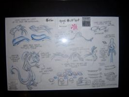 On the Wall: Tom B_Mushu model by tombancroft