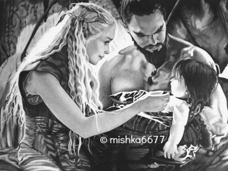 Game of Thrones by mishka6677