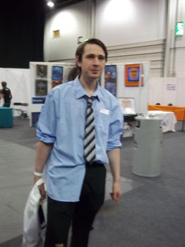The Raggedy Doctor - MCM Expo by DarknessRavyn