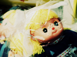 Doll in a Bag? by Mollycoddled