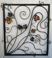 organic screen door guard by artistladysmith